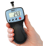 The Wagner FDX Force Measurement Gage is perfect for all force tests, including all tension and compression testing in industrial, medical, mechanical, and ergonomic and physicial therapy applications. Patented interchangeable force cells offer the flexibility of seven gages in one.