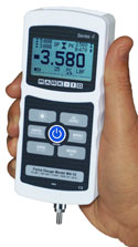 The Mark-10 M4 digital force gauge